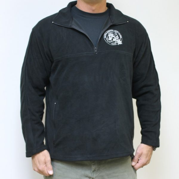 Half-zip Fleece Pullover - TEES
