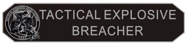 TEES Breacher Pin