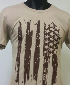 """TEES """"American Flag"""" Tee"""