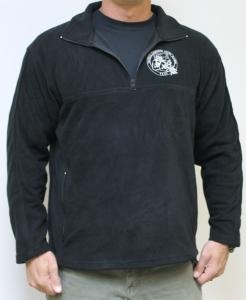 Half-zip Fleece Pullover