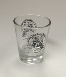TEES Shot Glass