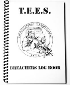TEES Breachers Log Book